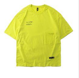 China Fashon Tops Summer New Mens Letter Printing Cotton T-shirt Men Women Couple Short Sleeves Hip Hop Tee supplier mens black t shirt new suppliers