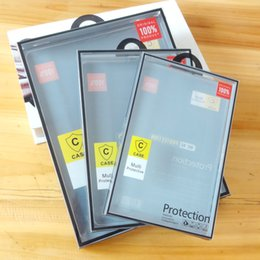 Discount ipad pro box - High Quality Universal PVC Retail Package Plastic Packaging Box Boxes For iPad Air 2 3 4 Mini Pro 10.5 2017 Samsung Tab