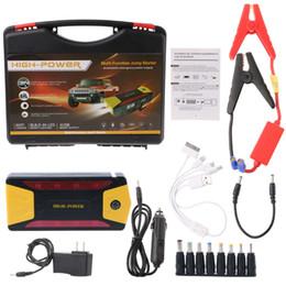 12v Pack Australia - Car Jump Starter Pack Portable Charger Power Bank Battery SOS 82800mAh 12V