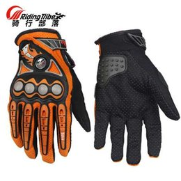 Wholesale PRO BIKER Motorcycle Gloves ATV MTB Moto glove Racing Motorbike Motocross gloves Motor Riding cycling bicycle glove