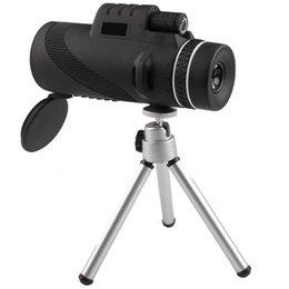 Yeni büyük mercek 40x60 nötr yüksek çift yüksek liste dürbün cep telefonu teleskop cep telefonu kamera
