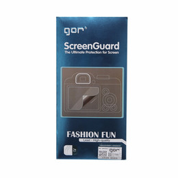 OOTDTY New LCD Guard Film Camera Screen Protector for FUJIFILM X-T10 on Sale