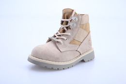 $enCountryForm.capitalKeyWord NZ - 2018 autumn and winter new children's shoes boys and girls in the big children's fashion boots wild tooling children's boots desert boots