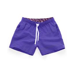 Venta al por mayor de Traje de baño para hombre Pantalones cortos de playa Deporte Secado rápido Trajes de baño Pantalones cortos de natación para hombres Traje de baño sunga Surf Calzoncillos de boxeador zwembroek heren DH143