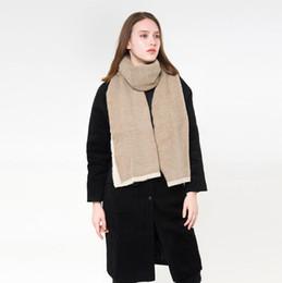 $enCountryForm.capitalKeyWord Canada - New arrival Women Fashion Winter Scarf Wool Knitted Scarves Shawls Women Thick Warmer Cowl Neck Winter Infinity Scarves Ladies Scarfs