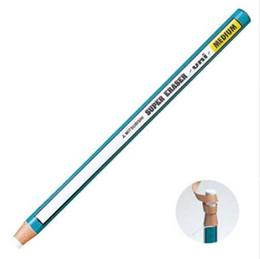 Fruit Lipstick Australia - 2 Pcs Mitsubishi Uni Pencil Type Eraser - Super Eraser - Medium - Ek-100