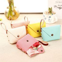 $enCountryForm.capitalKeyWord Australia - Hot sale creative and cute solid color coin purse fashion storage bag mini hand bag T3D0110