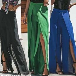 4ff34fc69c4 Fashion Pure Color Womens Leggings Trousers Summer Beach Casual Pants Full  Length 2018 summer fashion