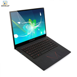 new ssd 2019 - ZEUSLAP New 15.6inch Intel Quad Core J3455 8GB Ram 64GB SSD 500GB HDD 1920*108P IPS cheap Netbook PC Notebook Computer L