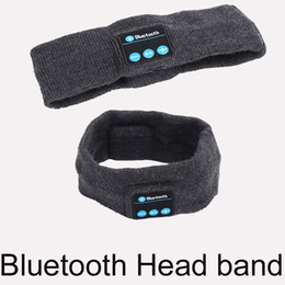 ultra thin speaker 2019 - Bluetooth head band Wireless | Bluetooth Headphones Ultra Thin Speakers Lightweight Best for Insomnia | Includes Micro U