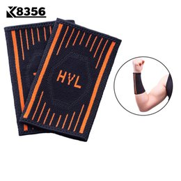 $enCountryForm.capitalKeyWord UK - K8356 Breathable Nylon Wrist Support Sports Safety Fitness Volleyball Tennis Wrist Wraps Sweat-absorbent Wristband 1Pair