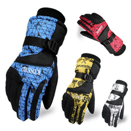 $enCountryForm.capitalKeyWord NZ - -30 Degrees Men Women Winter Warm Windproof Ski Gloves Outdoor Sports Waterproof Snowboard Skiing Gloves Cycling Snow Mittens