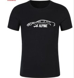 Discount renault man 2018 Shipping Details about RENAULT ALPINE A110 INSPIRED CLASSIC CAR T-SHIRT