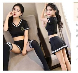 Gusto Intimo Seduzione Suit Gusto Uniform Cosplay Stage Cosplay Pretend Cheerleading A104 in Offerta