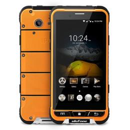 4.7 inch screen smartphone online shopping - Original Ulefone Armor Waterproof Rugged Smartphone MTK6753 Octa Core Android Mobile Phone Inch G RAM G ROM IP68 OTG