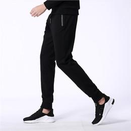 2d6e27ab96c Brand Designer Mens Pant 2018 New Arrival Loose Big Black Casual Sports Full  Length Spring Autumn Plus Size Hot Sale Cool Hip Hop