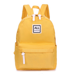 Chinese  45*13*32CM Polyester HawLander Canvas Backpack 32*11*25CM for Girls Boys School Bag 21*18*9CM for Girls Big&Medium&Small Size Lightweight manufacturers