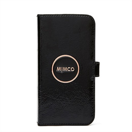 China MIMCO FLIP CASE FOR IPHONE X Leather Magnetic Closure phone case with card slots suppliers