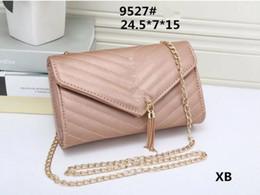 f0dd296753759 Frauen-Beutel-weibliche Handtaschen-Leder-Schulter-Beutel-Crossbody-Luxusdesigner-Schwarz-kühle  Handtaschen-Kette Mode-kleine Flap-Taschen 9527
