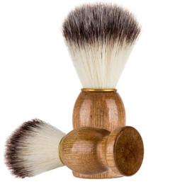 Превосходная парикмахерская салон бритья щетка черный ручки барсука лице борода мужчины Бритье чистка щетка для очистки бритвы инструменты прибор 100шт CCA7700