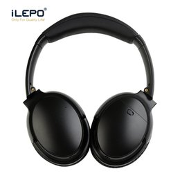 Chinese  V12 High End ANC Wireless Headphones Active Noise Cancelling Bluetooth Gaming Headset Stereo Game Earbuds Bluedio Marshall With Retail Box manufacturers