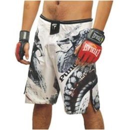 thai box shorts NZ - Outdoor Apparel Suotf Mma Sparring Sports Training Muay Thai Boxing Pants Muay Thai Boxing Shorts Thai Clothing Kickboxing Shorts Kickboxing
