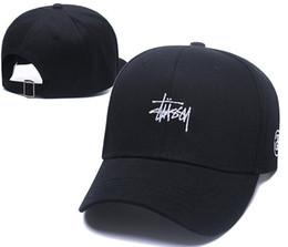 20de4285305 New Style High quality brand Stus bone Curved visor Casquette baseball Cap  women gorras Bear dad polo hats for men hip hop Snapback Caps 02