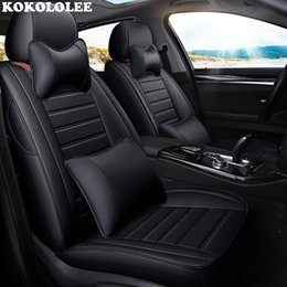 Honda City Car Cover 2018   Wholesale Leather Car Seat Cover For Honda Civic  2006