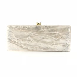 $enCountryForm.capitalKeyWord NZ - 2018 New Solid-colored Arclee Dinner Bag Metroyuan Party Hand Bag Marble Single Shoulder Factory Direct Sale