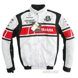 $enCountryForm.capitalKeyWord Australia - MOTO GP Motorcycle Racing Jacket For YAMAHA Team Summer Mesh Breathable Jacket 50-year Anniversary