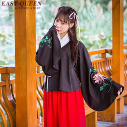 Novelty & Special Use Stage & Dance Wear Female Ancient With Trailing Dramaturgic Costume Queen Dress New Qufu Hanfu Women Chinese Style Adult Ritual Stage Dress