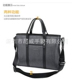 manufacturer laptop 2019 - manufacturers professionally customize men's business briefcase, laptop bag cheap manufacturer laptop