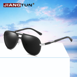 sunglasses screws NZ - JIANGTUN Brand New Unisex Sunglasses Men Vintage Round Metal Without Screw Eyewear Accessories Sun Glasses for Women