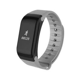 $enCountryForm.capitalKeyWord UK - F1 Blood Pressure Smart Band 0.66 OLED Screen Digital Pulse Oximeter Heart rate Monitor Sleep Monitor Sports Wristband PK fitbit