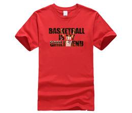 Curry Shirts NZ - Men's O-Neck Short Funny T Shirt 2017 Men's t-shirt Men's Basketballer Is My Girlfriend Stephen Curry #30 T Shirt