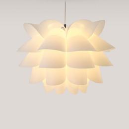 Discount White Flower Pendant Lamp White Flower Pendant Lamp 2019