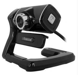 $enCountryForm.capitalKeyWord Australia - Free Drive Portable Mini USB HD Webcam Web Cam Camera Build-in Microphone For Computer PC Laptop Desktop Facetime With Clip