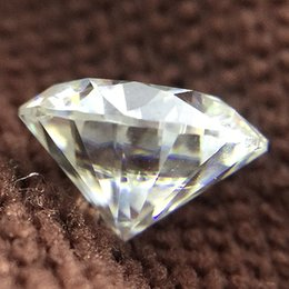 $enCountryForm.capitalKeyWord Australia - Round Brilliant Cut 4.0ct Carat 10mm GH Color Moissanite Loose Stone VVS1 Excellent Cut Grade Test Positive Lab Diamond