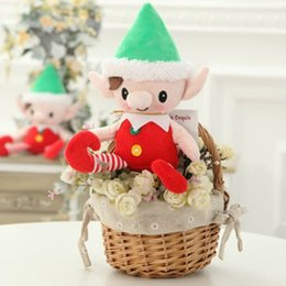 $enCountryForm.capitalKeyWord NZ - Elves Elf Baby Plush Toy Baby Elf Plush Dolls Boy Girl Figure Christmas Elf Doll Plush toys Xmas dolls on the shelf For Kids Christmas Gift
