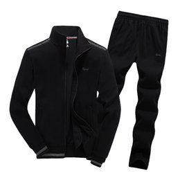 $enCountryForm.capitalKeyWord Canada - Men Tracksuit Sporting Suit Male Spring Autumn Jacket Sweatshirt+pantsRunning Leisure Fitness Set Sportswear L-8XL Large Size