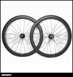 $enCountryForm.capitalKeyWord Australia - 700C Carbon Track bike wheelset 50mm Clincher Tubular Flip Flop fixed gear Single Speed bike wheels