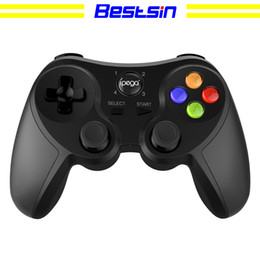 $enCountryForm.capitalKeyWord Australia - Bestsin Wireless Game Controller PG-9078 Bluetooth Gamepad Joystick Game Console Joypad for Android iOS Cell phone PC Tablet TV Box