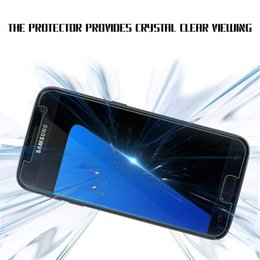$enCountryForm.capitalKeyWord Australia - For Samsung Note 3 Film Tempered Glass Screen Protector 9H 2.5D Anti-Shatter Coating for Samsung Note2 7100 S6 S7 Galaxy Note III