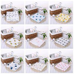 $enCountryForm.capitalKeyWord NZ - Newborn Baby Blankets Infant Swaddles Baby Fox Bath Towel Baby Stoller Cover Toddler Designer Bed Cribs Cover Newborn Nursery Bedding YL65-6