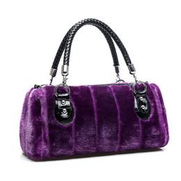 $enCountryForm.capitalKeyWord NZ - Wallike 2017 Winter Women Handbags Faux Fur Bags Designer Handbags High Quality Sac A Main Femme Cross Body Shoulder Bag