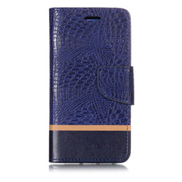 $enCountryForm.capitalKeyWord NZ - Splice Color wallet Case For Apple iPhone X Filp Cover Crocodile pattern PU Leather Mobile Phone Bags Latest fashion For iPhone X