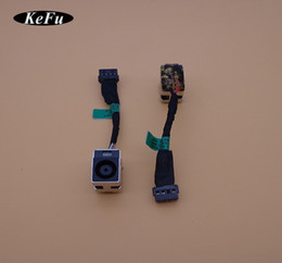 Dc cable for hp online shopping - New Laptop DC Power Jack with cable For HP G6 G7 YD1