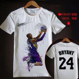 New arrival t shirt men women Kobe Bryant 3D printed T-shirts casual  Harajuku style summer tops AS25 61c22807c