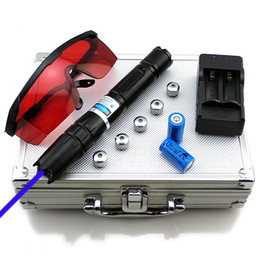 $enCountryForm.capitalKeyWord NZ - SDLasers BQ2-1500 Adjustable Focus 450nm Blue Laser Pointer With 2*16340 Batteries & 5*Star Cap & Charger & Goggles and Aluminium Box