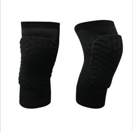 $enCountryForm.capitalKeyWord UK - The new PRO sports gear Increase cellular anti-collision knee To protect the calf basketball hip dacron 1077